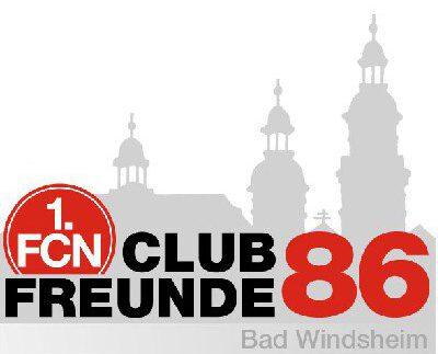 Homepage Clubfreunde ´86 Bad Windsheim